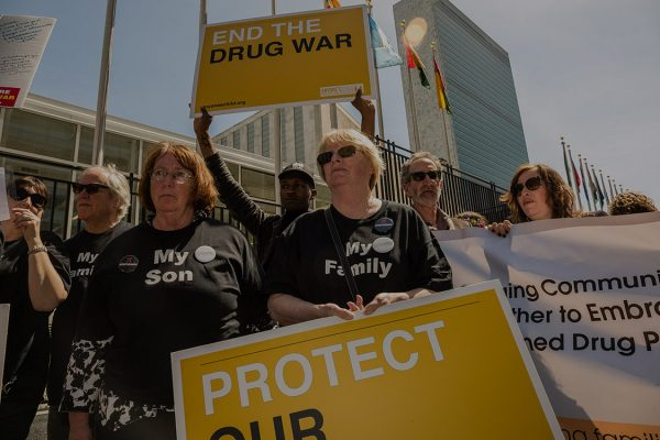 Moving the World Toward More Humane and Effective Drug Policies